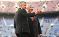 Man Utd được 'tiến cử' cái tên không ngờ để thay thế Solskjaer