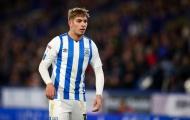 HLV Huddersfield công khai mong muốn sở hữu tiền vệ Arsenal
