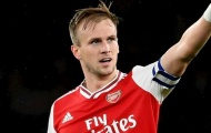 Để Lukaku xoay như dế, cặp trung vệ kinh nghiệm của Arsenal bị chỉ trích