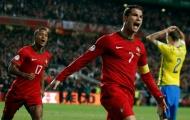 01h45 ngày 29/03, Bồ Đào Nha vs Thụy Điển: Tất cả dành cho Ronaldo