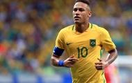 Neymar 'khai hỏa', Brazil thẳng tiến vào bán kết