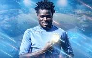 Moses Oloya trở lại V-League nhưng khoác áo Hà Nội T&T
