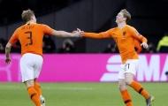 Frenkie de Jong chỉ ra ứng viên vô địch EURO sáng giá nhất