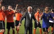 Bert van Marwijk và ngôi á quân World Cup 2010 với tuyển Hà Lan