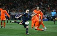 'Van der Vaart? Liên đoàn Tây Ban Nha có treo ảnh anh ta'