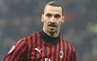 Milan chuẩn bị gia hạn hợp đồng với Zlatan Ibrahimovic