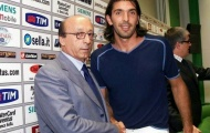 19 năm ngày Buffon đến Juve và nỗi khắc khoải Champions League