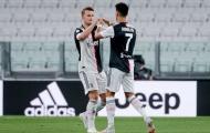 Báo động đỏ cho Juventus ở trận gặp Inter