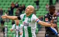 Tỏa sáng rực rỡ ở tuổi 37, Robben mong được đá EURO