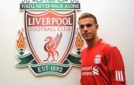 10 năm Jordan Henderson vươn mình thành đội trưởng huyền thoại của Liverpool