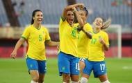 Brazil hủy diệt Trung Quốc, Pele ca ngợi hậu bối