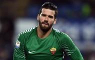 AS Roma phủ nhận việc Real theo đuổi Alisson