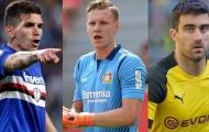 NÓNG: Arsenal sắp hoàn tất 3 thương vụ liên tiếp