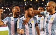 Thống kê cho thấy người Pháp đang run sợ trước Messi và đồng đội