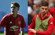 2 cầu thủ Man Utd kí bản hợp đồng mới