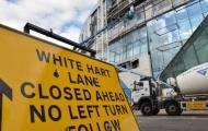 Tottenham tiếp tục khiến NHM thất vọng về sân vận động mới