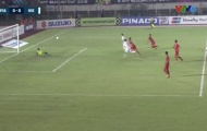 Trọng tài đã sai khi từ chối bàn thắng của Văn Toàn?