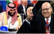 'Nhà Glazers có thể bán Man Utd cho hoàng gia Ả Rập Saudi'