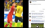 Nóng! Fan Malaysia tuyên bố cầu thủ Việt Nam sử dụng 'Vịnh Xuân Quyền'