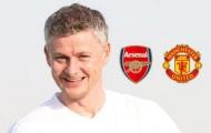 Solskjaer 'cười nhạt' với Arsenal, tuyên bố đánh bại tất cả
