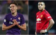 Nóng! Thay Sanchez, Man Utd vung 60 triệu mua sao được 7 đại gia theo đuổi