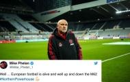 Fan Quỷ đỏ nắn gân HLV Man Utd: 'Không được quan tâm Liverpool'