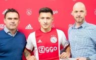 CHÍNH THỨC: Ajax hoàn thành chữ ký thứ 4, De Ligt đếm ngày ra đi