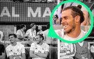 Real Madrid thua 7 bàn, Bale hí hửng trên ghế dự bị