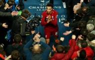 CHÍNH THỨC: Công bố danh sách Cầu thủ xuất sắc nhất Champions League 2018/19