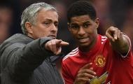 Mourinho đã đúng khi nói Rashford nên 'đá cánh hoặc đá cặp'
