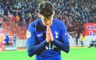 Lập công ở Champions League, Son Heung-min chắp tay xin lỗi Andre Gomes