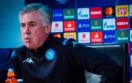 Chủ tịch Napoli phủ nhận việc 'đi đêm' sau lưng Ancelotti