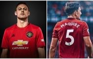 Bị Man City giã nát, Man Utd đã biết mình quá cần cặp đôi 'Ma-Ma'
