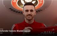CHÍNH THỨC: Sheffield đón cựu sao Liverpool, sẵn sàng lật Man Utd & Chelsea