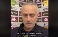 Tottenham thắng may mắn, Mourinho tiếp tục 'cà khịa' Man Utd
