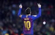 10 thống kê 'đỉnh' của Barca ở La Liga tình tới thời điểm hiện tại