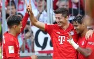 11 bộ ba dẫn đầu danh sách ghi bàn 5 giải đấu hàng đầu châu Âu hiện tại