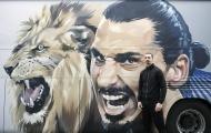 Ibra đăng ảnh sư tử khát mồi để trách hờn tuyển Thụy Điển?