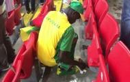 Khâm phục nghĩa cử cao đẹp của CĐV Senegal sau trận đấu