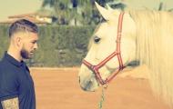 Rời World Cup, Ramos đi chăn ngựa?