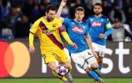 'Lối đá của Barca giống với Sassuolo nhưng tốt hơn nhiều'