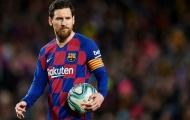 'Mong là Messi sẽ bị phân tâm bởi những tin đồn về Inter Milan'