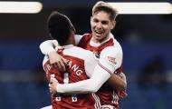 'Phù thủy nhỏ' thăng hoa, Arsenal tưởng thưởng bằng giao kèo dài hạn