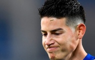 Milan có quyết định về thương vụ James Rodriguez