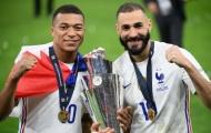 Ronaldo không nghi ngờ gì về cái tên giành Quả bóng vàng