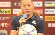 HLV trưởng Hà Nội FC lý giải việc Duy Mạnh không ra sân từ đầu