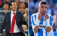 Ngân sách ít ỏi, Arsenal nhắm tới tiền đạo giá 'hạt rẻ' của Leganes