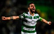 HLV Sporting CP xác nhận lý do Fernandes chưa thể gia nhập Man Utd