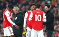 MC nổi tiếng bị 'troll' vì lạc quan vào cơ hội đá C1 của Arsenal