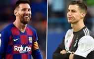 Được yêu cầu so sánh Ronaldo và Messi, đây là đáp án của Marcelo